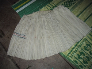 Akha Wedding Skirt