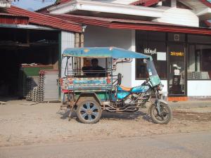 Around Luang Prabang