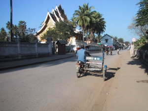 Cyclo-Rickshaw (Moto)