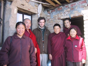 Monks and Meditators