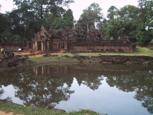 Banteay Srei Outside
