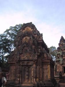 Banteay Srei Buildings