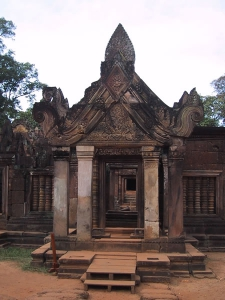 Banteay Srei Entryway