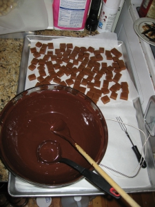 Caramels Chocolate