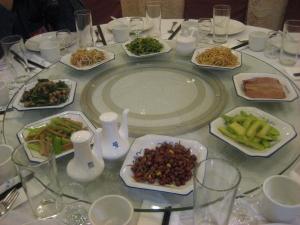 Xi'an Dumplings Feast