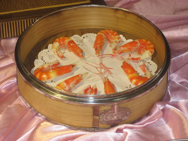 Xi'an Dumplings Shrimp