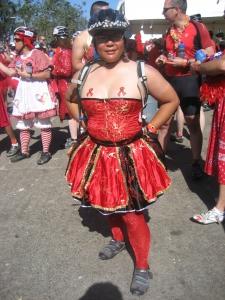 Tutu Aids Ribbons