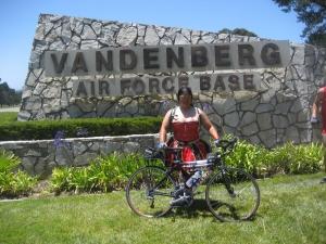 Vandenburg Air Force Base