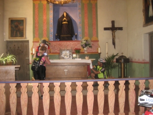 Mission Soledad