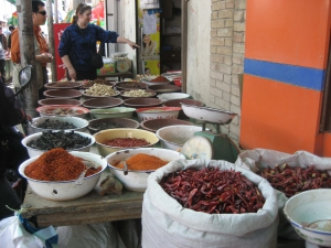 Dunhuang Market Spices