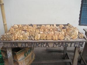 Adinkra Stamps