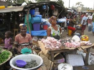 Around Ghana