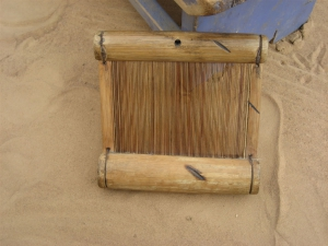 Reed for Ghanaian Kente Weaving
