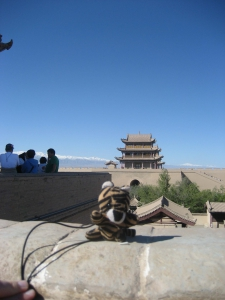Jiayuguan Wall Travelingtiger - Great Wall of China