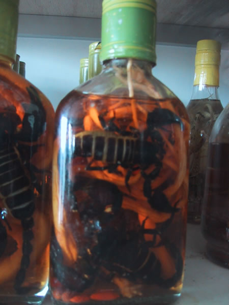 Halong Bay Scorpion Brandy