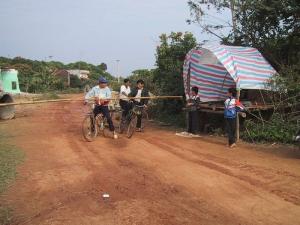 Hanoi Toll Gate