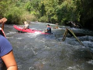 Tien Kayak
