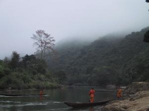 River Monk