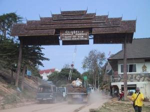 Hoi Said, Thailand Border