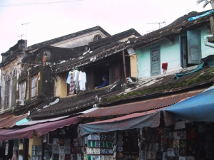 Living On Top of Shops in Hoi An