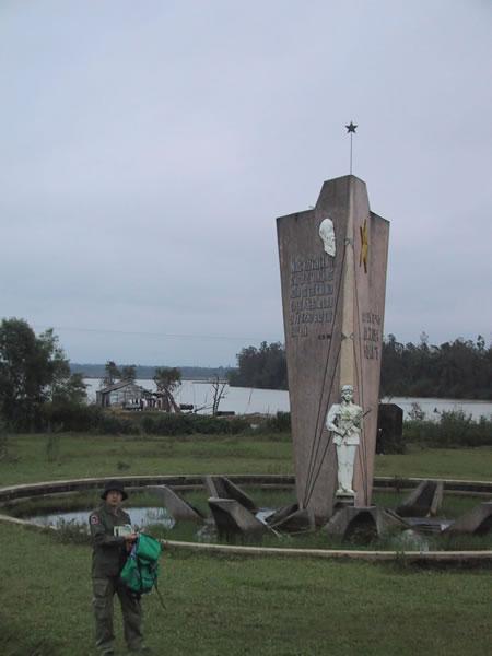 Vietnam Memorial for Viet Cong Dead