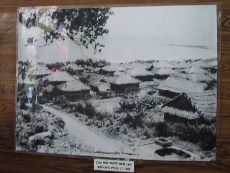 Vinh Moc Before Bombing