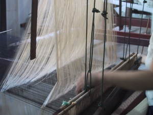 Lao Weaving