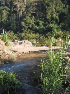 Camp Inlet - Wildside Rafting Trip