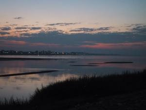 Sunset Over Mekong River