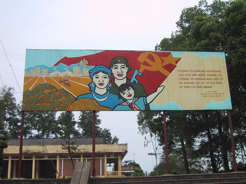 Vietnam Billboard