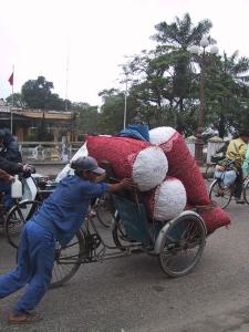 Vietnam Cyclo Load