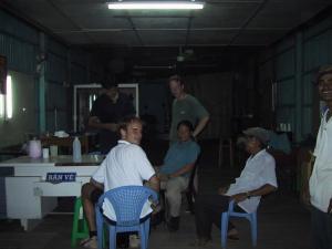 Vietnam Bus Station