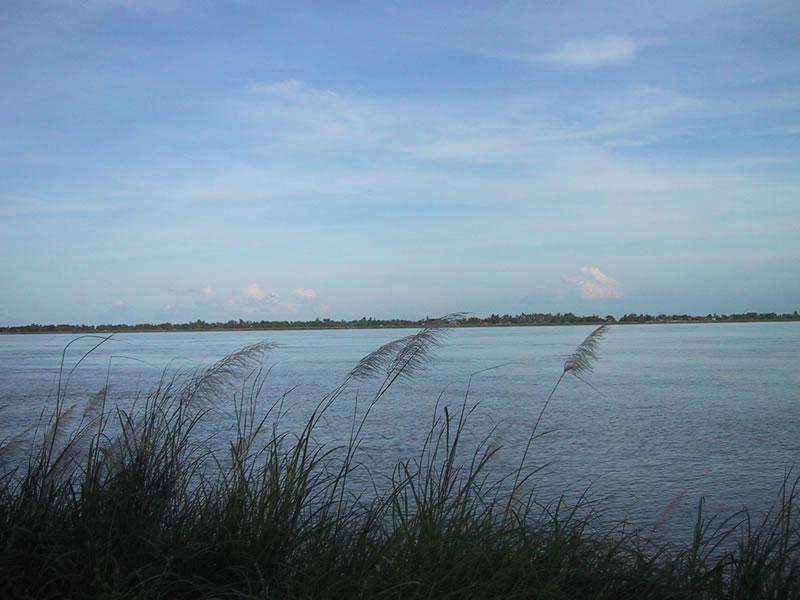 Mekong River, Vietnam Border Station
