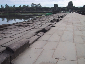 Angkor Causeway