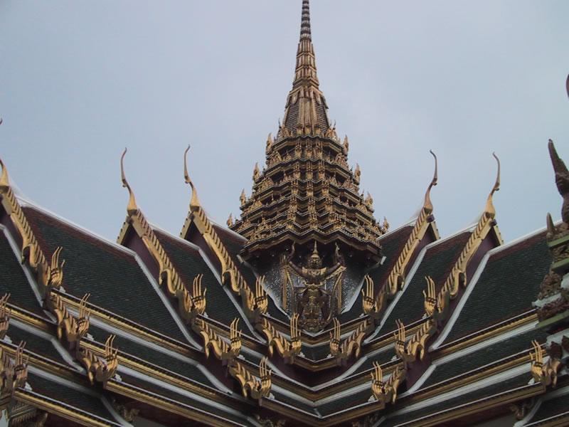 Grand Palace Gargoyle