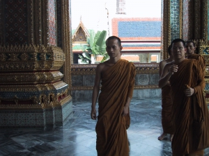 Grand Palace Monks