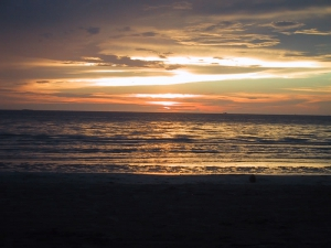 Sunset on Ko Chang