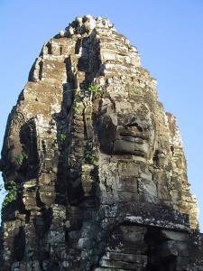 Bayon Face-Tower