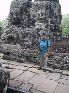 Tien by Bayon Face-Tower