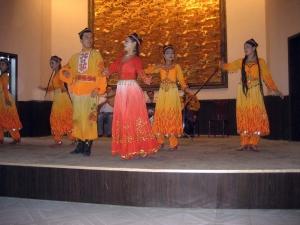 Uigur Dance Troupe