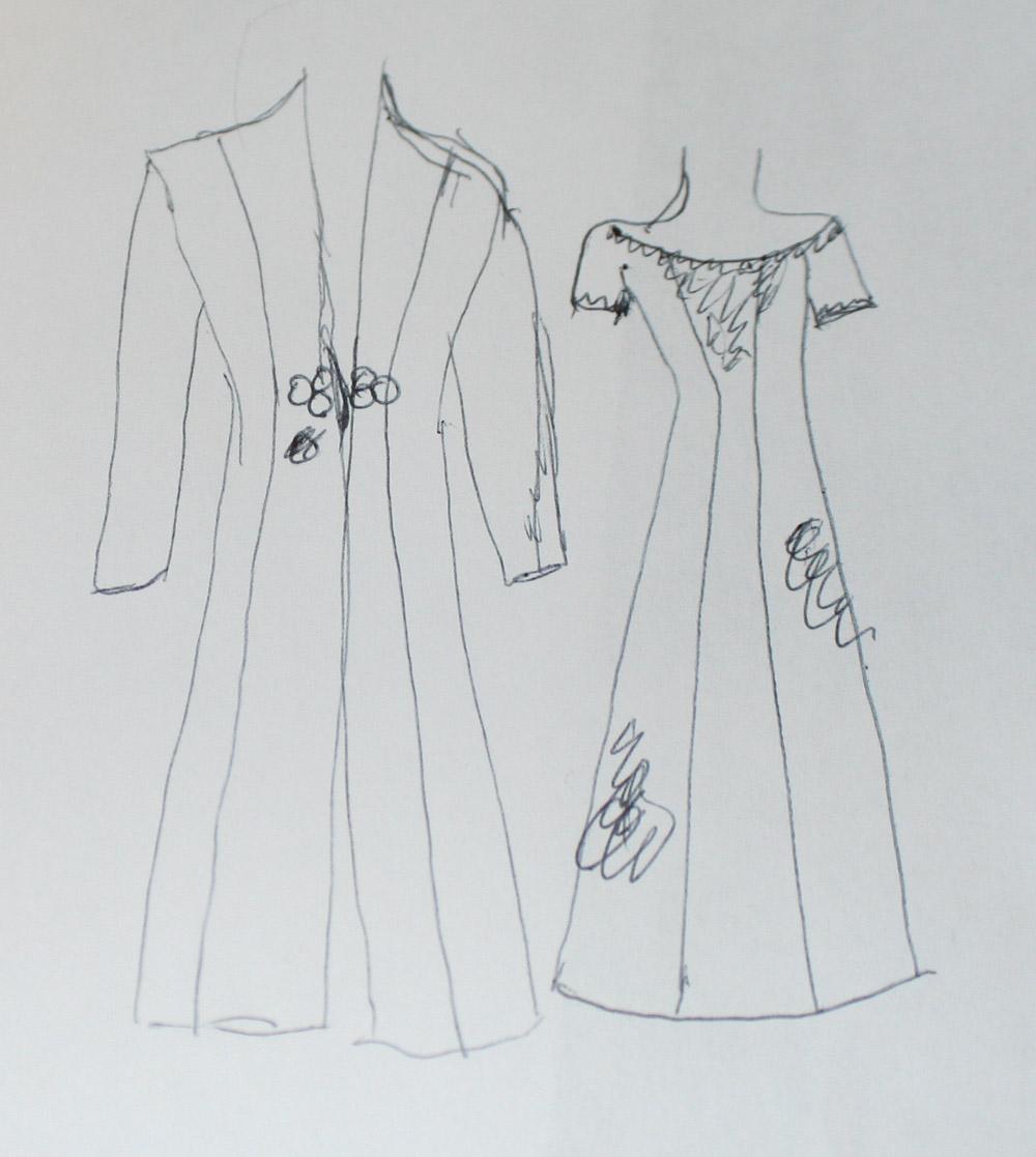 Wedding Dress Tien Chiu S Blog