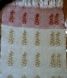 Double happiness pattern sample