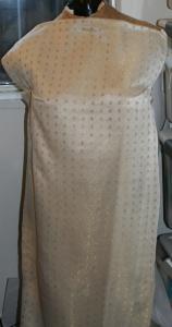 eternity knot fabric for wedding dress