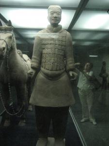 Xi'an Terra Cotta Charioteer