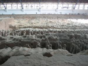 Xi'an Terra Cotta Pits