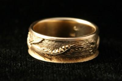 Phoenix Wedding Sites on Mike S Wedding Ring  Phoenix Tail