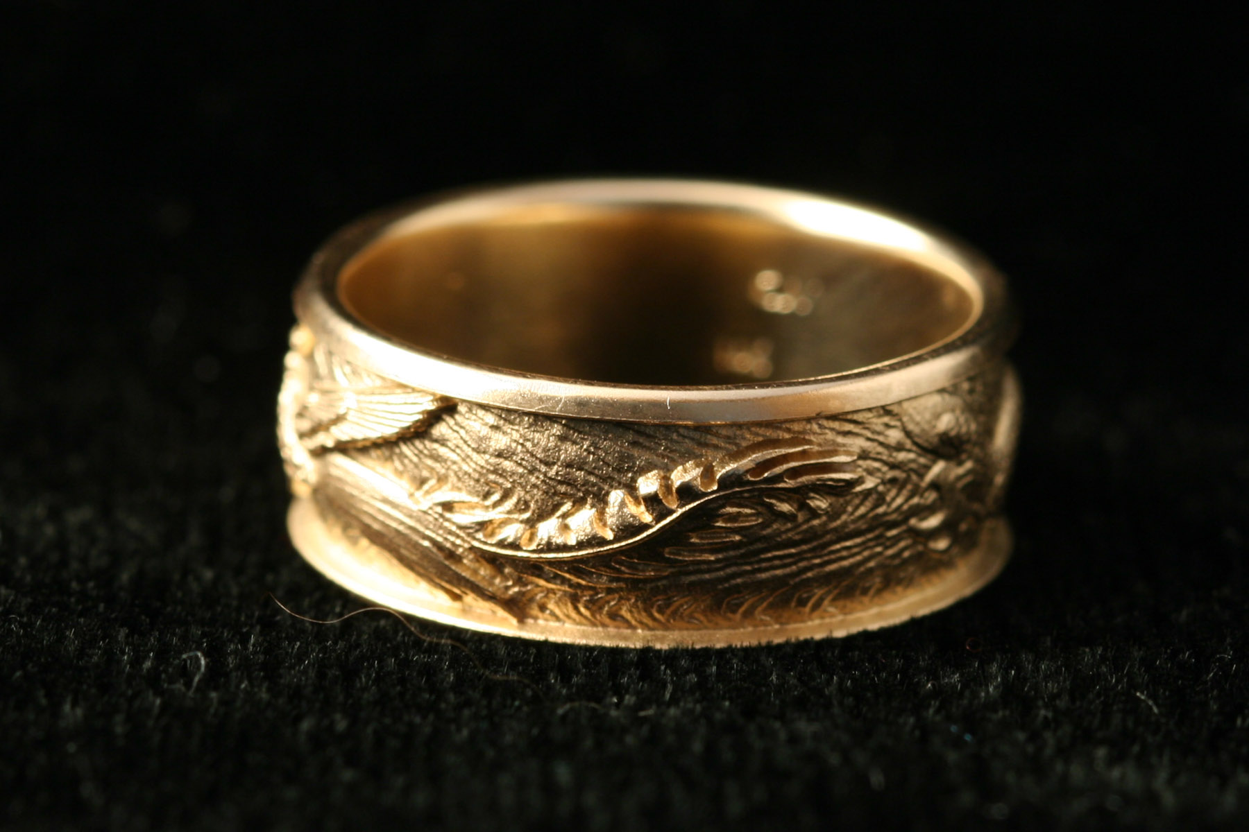 The Wedding Set Rings Another Romantic Factor Couples