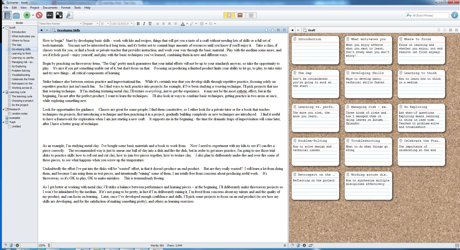 Scrivener vs. Novlr – Which is the Best Writing Software For You?