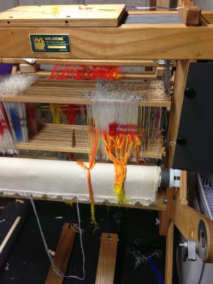 phoenix rising sample, halfway threaded!