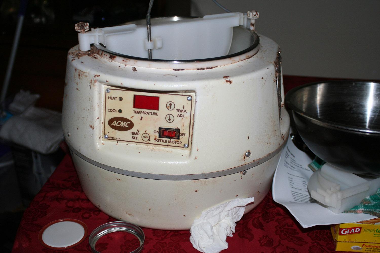 chocolate tempering machine craigslist